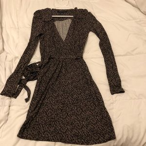 French connection long sleeve dress SZ 0